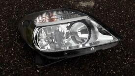Renault scenic drivers side headlight 1996-2003