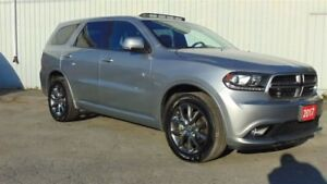 2017 Dodge Durango GT - 5.7L HEMI V8 - FACTORY TOW PACKAGE