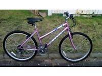 A very nice teens or ladies bike for sale
