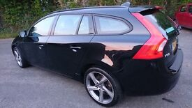 Volvo V60 2.0 Deisel Estate D3 163bhp, 2011 95k, Full VSH