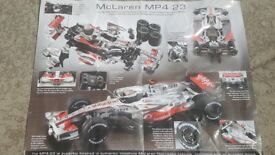 McLaren MP4-23 1:8 Scale model F1 car.