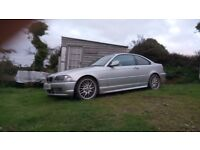 bmw 3series coupe donor or project