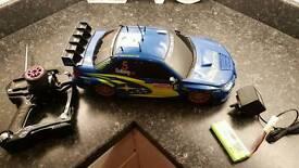 Subaru impreza rc 1:10 scale