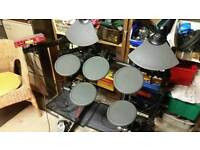 DTXpress 2 Yamaha electronic drum kit