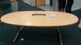 office furniture 2.4 meter boardroom table