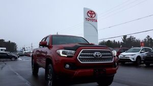 2016 Toyota Tacoma SR5 DOUBLE CAB WITH SPORT PACKAGE