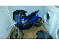 50cc runs great first £200 takes it any info contact me on 0709560935