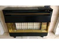 Robinson Willey gas fire as new condition