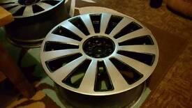 Audi s8 alloys