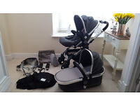 iCandy Peach 3 Truffle Travel System