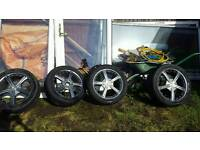 WolfFrace Tires