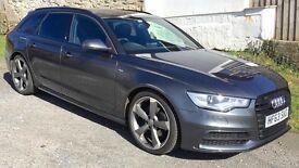Audi A6 Avant 2.0 Black Edition, Heated Seats, Power Tailgate