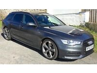 Audi A6 Avant 2.0 Black Edition, Heated Seats, Power Tailgate