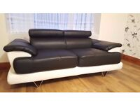 Leather Sofas in Immaculate Condition! 3+2 Seater.