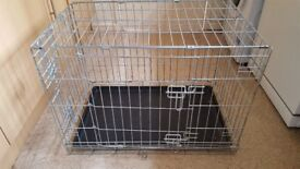 Dog crate for small/medium dog.