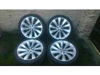 Vw 18 inch alloys