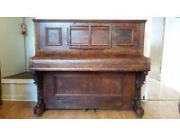 Strauss Upright Piano
