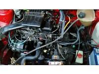 VW Golf Mk2 1.6 Driver Auto