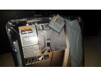 HALFORDS- Car Seat Covers Leather