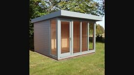 Insulated cabins