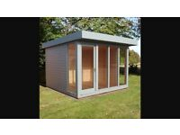insulated cabins - Garden Sheds Ni