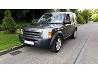 Land Rover Discovery 3 for braking