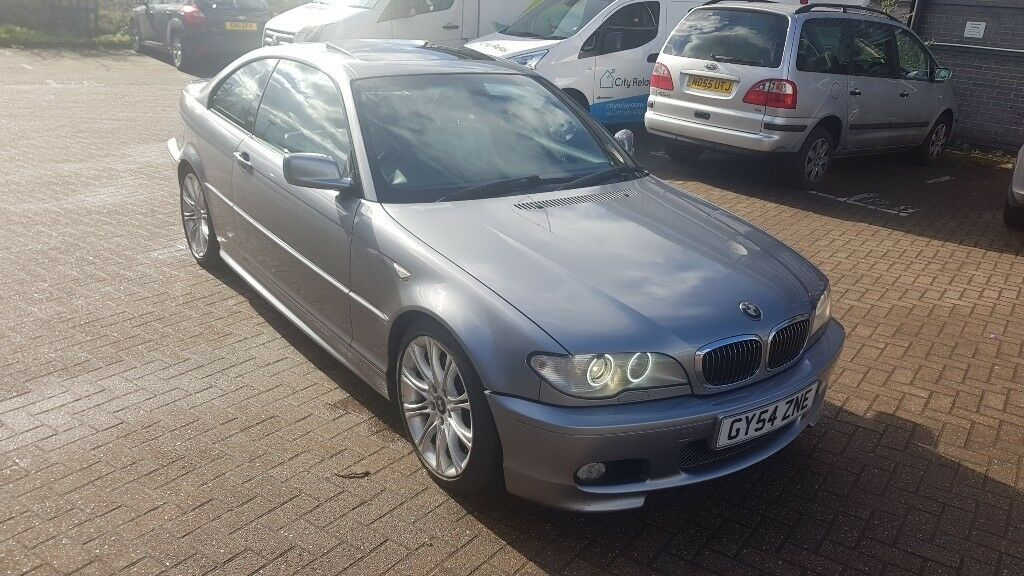2004 Bmw 330ci Coupe Auto Facelift High Spec In North West London