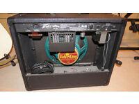 PEAVEY VK112 50 Watt VALVE GUITAR AMP including FREE Stand