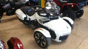 2016 Can-Am Spyder F3 SE6 Touring -