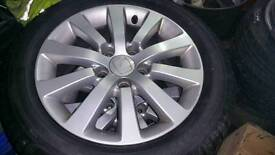 "Honda 16"" alloys 5x114"