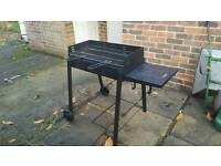 Bbq, black, used once