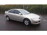 2005(05)MAZDA 6 1.8 S MET GOLD,CLEAN CAR,EXCELLENT RUNNER,GREAT VALUE