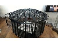 WWE wrestling elimination chamber/cage