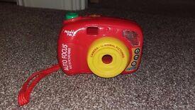 Toy animal camera