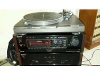 Technics Direct Drive Automatic SL-D3 Turntable