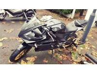 Yamaha YZF R125 Exchange for scooter