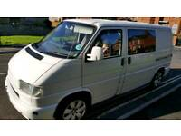 VW Transporter T4 2.5 Tdi campervan