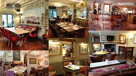 Manager Large Pub/Restaurant Henley on Thames Live In