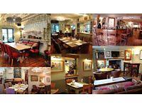 Manager Large Pub/Restaurant Henley on Thames Live In