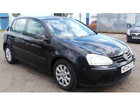 2004 04 VOLKSWAGEN GOLF SE 1.9 TDI DIESEL MOT 03/17(CHEAPER PART EX WELCOME)FREE DRIVEAWAY INSURANCE
