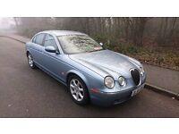 Jaguar S Type 2.7 Diesel SE Automatic 2005 Long MOT, Good History, Cambelt Kit Done