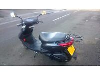 Yamaha Vity 125 one owner, full service history, new MOT, ready to ride!