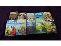 Redwall book collection