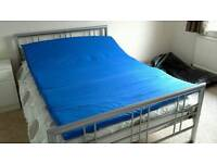Double camping mattress