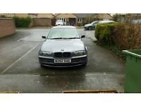 BMW 323i 2.5ltr petrol