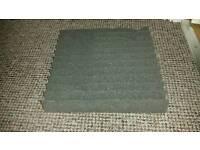 Acoustic soundproof tiles
