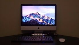 "iMac Mid 2011 21.5"" - UPGRADED SPECS - 500 GB Hard Drive - 8GB RAM - AMD Radeon HD 6750M Graphics"