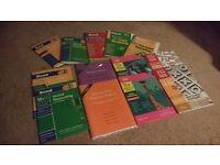 11+ Non-Verbal, Verbal reasoning &1 Math Books - Preparation Material
