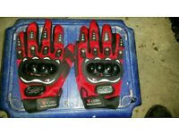 Motorcycle/bike/mx gloves
