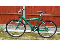 Fantastic 26inch mens emmelle mountain bike in good condition all fully working